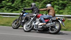 Honda CB1100 EX vs Yamaha XJR 1300 2015 - Immagine: 6