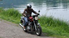 Honda CB1100 EX vs Yamaha XJR 1300 2015 - Immagine: 7