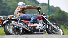 Honda CB1100 EX vs Yamaha XJR 1300 2015 - Immagine: 10