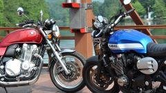Honda CB1100 EX vs Yamaha XJR 1300 2015 - Immagine: 20