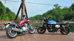 Honda CB1100 EX vs Yamaha XJR 1300 2015 - Immagine: 21