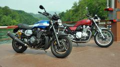 Honda CB1100 EX vs Yamaha XJR 1300 2015 - Immagine: 22