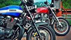 Honda CB1100 EX vs Yamaha XJR 1300 2015 - Immagine: 23