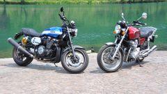 Honda CB1100 EX vs Yamaha XJR 1300 2015 - Immagine: 25