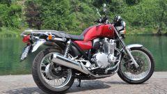 Honda CB1100 EX vs Yamaha XJR 1300 2015 - Immagine: 27