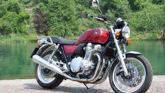 Honda CB1100 EX vs Yamaha XJR 1300 2015 - Immagine: 28
