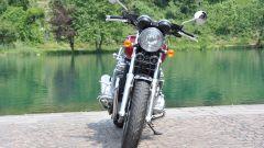 Honda CB1100 EX vs Yamaha XJR 1300 2015 - Immagine: 29