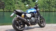 Honda CB1100 EX vs Yamaha XJR 1300 2015 - Immagine: 36