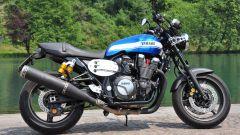 Honda CB1100 EX vs Yamaha XJR 1300 2015 - Immagine: 37