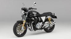 Honda CB1100 RS: vista 3/4 anteriore