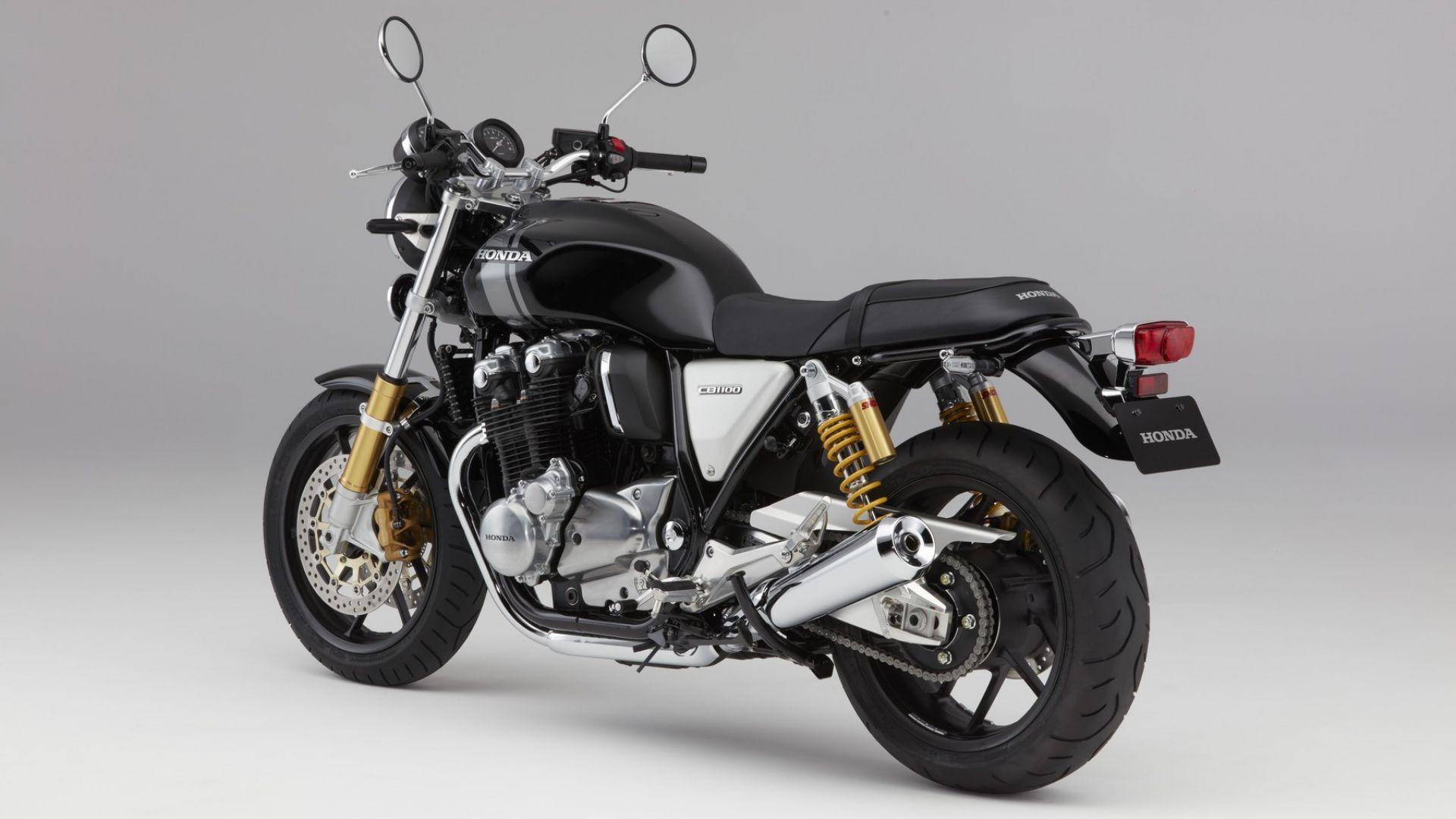 Honda CB1100 RS - Heldth
