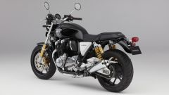 Honda CB1100 RS: vista 3/4 posteriore