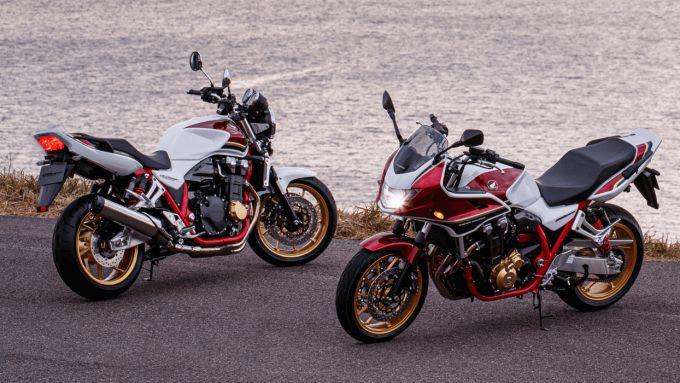 Honda CB1300 Super Four 2021