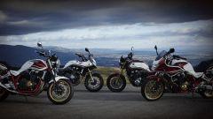 Honda CB1300 Super Four Series 2021: prezzo, foto, potenza