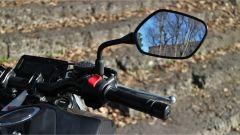 Honda CB300R 2019: il blocchetto elettrico destro