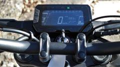 Honda CB300R 2019: il quadro strumenti