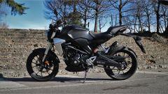 Honda CB300R 2019: lato sinistro