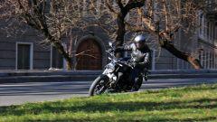 Honda CB300R 2019: un momento del test ride