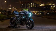 Honda CB4 Interceptor, a EICMA 2017 una concept futuristica [VIDEO] - Immagine: 4