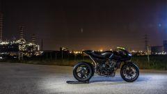 Honda CB4 Interceptor, a EICMA 2017 una concept futuristica [VIDEO] - Immagine: 6
