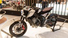 Honda CB4 Interceptor, a EICMA 2017 una concept futuristica [VIDEO] - Immagine: 16
