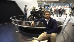 Honda CB4 Interceptor, a EICMA 2017 una concept futuristica [VIDEO] - Immagine: 1