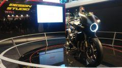 Honda CB4 Interceptor Concept a EICMA 2017