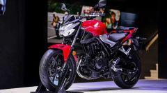 Honda CB400F 2021