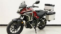 Honda CB400X 2021