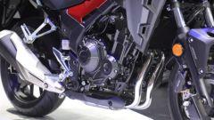 Honda presenta le nuove CB400X e CB400F al Shanghai Auto Show - Immagine: 5