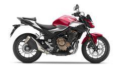 Honda CB500F 2019: laterale