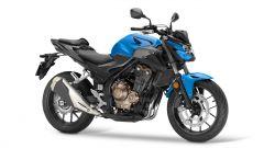 Honda CB500F 2021: nuovi colori, Euro5, motore, scheda tecnica