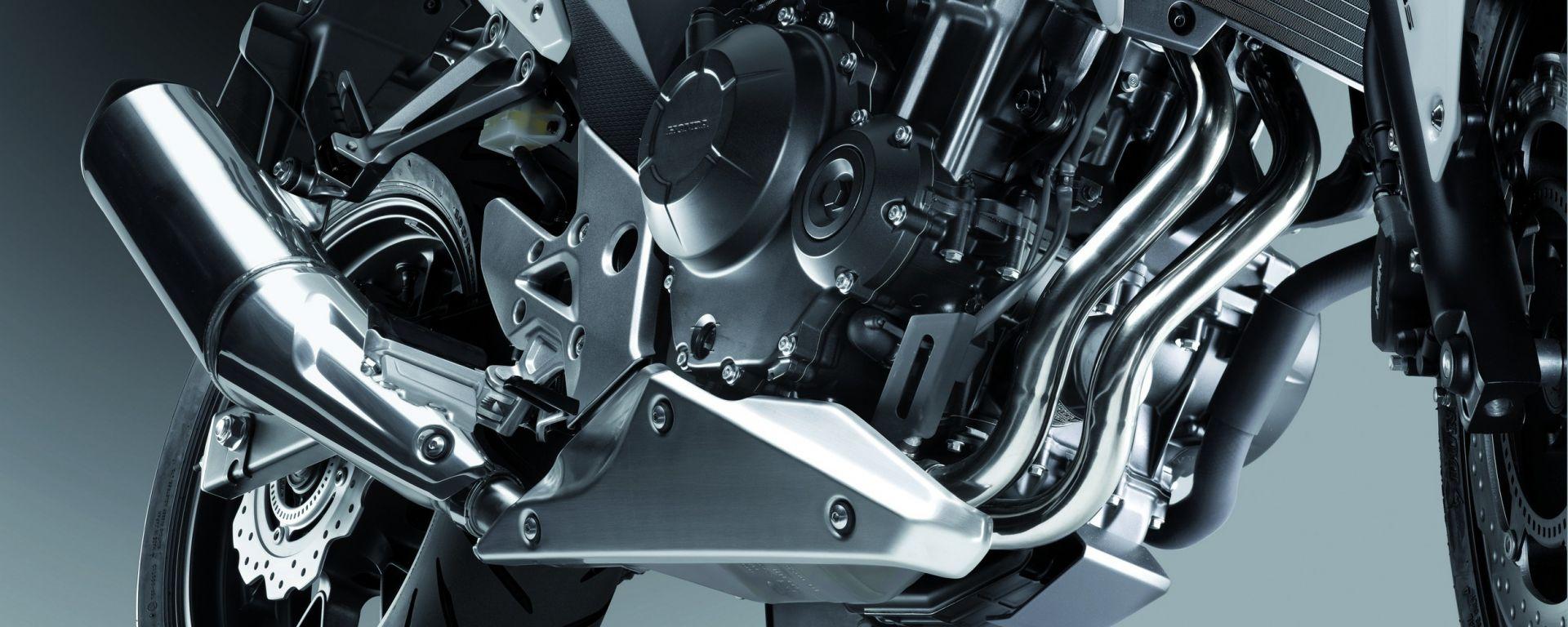 Honda CB500F, CB500X e CBR500R