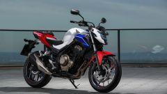 Honda CB500F e CBR500R 2016 - Immagine: 33