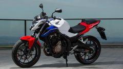 Honda CB500F e CBR500R 2016 - Immagine: 34
