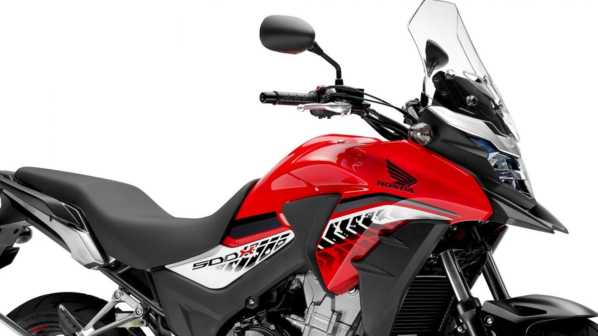 novit moto honda cb500x 2016 motorbox. Black Bedroom Furniture Sets. Home Design Ideas