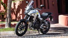 Honda CB500X 2019: 3/4 anteriore