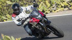 Honda CB500X 2019: a suo agio tra le curve