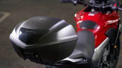 Honda CB500X 2019: il bauletto è optional