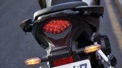 Honda CB500X 2019: il faro posteriore