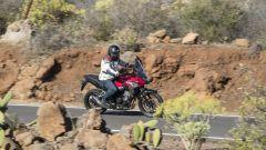 Honda CB500X 2019: in azione a Tenerife
