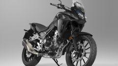 Honda CB500X 2019: motore bicilindrico parallelo raffreddato a liquido 8 valvole