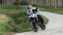 Honda CB500X 2021 il test ride