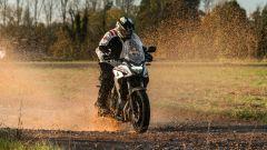 Honda CB500X 2021 in fuoristrada