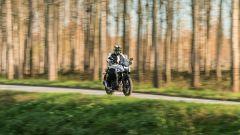 Honda CB500X 2021 su strada