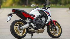 Honda CB650F - Immagine: 28