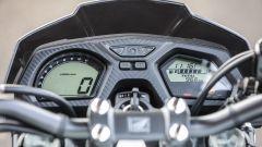 Honda CB650F: il quadro strumenti