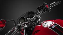 Honda CB650F: la strumentazione