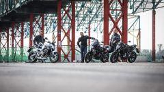 Honda CB650F vs Yamaha MT-07 vs Kawasaki Z650