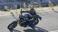 Honda CB650R 2019: un momento della prova